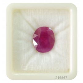 Ruby Gemstone Premium 15+ 9.15ct