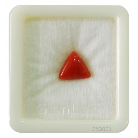 Astrological Coral Fine 4+ 2.55ct