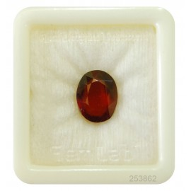 Hessonite Garnet Gemstone Fine 9+ 5.75ct