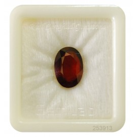 Hessonite Gemstone Fine 10+ 6.15ct