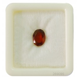 Hessonite Gemstone Fine 3+ 2.2ct