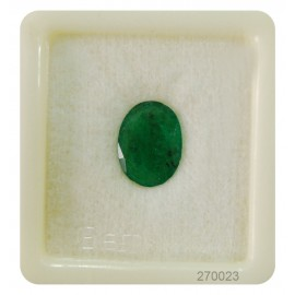 Emerald Gemstone Fine 3+ 2.2ct