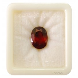 Hessonite Gemstone Premium 11+ 6.6ct