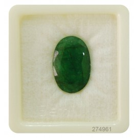 Emerald Gemstone Fine 10+ 6.35ct