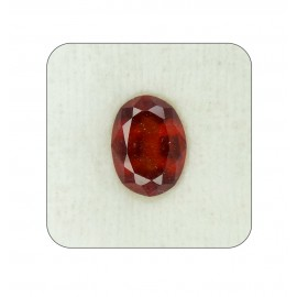 Hessonite Gemstone Fine 5+ 3.05ct
