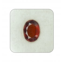 Hessonite Gemstone Fine 5+ 3.15ct