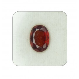 Hessonite Gemstone Fine 5+ 3.3ct